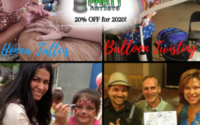 SPECIAL COVID MESSAGE – And 20% OFF your summer / fall / winter 2020 bookings!
